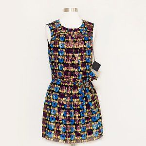 Anna Sui for Target Pleated Neckline Dress